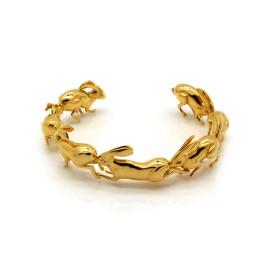 runningrabbit_bracelet_goldplated_00