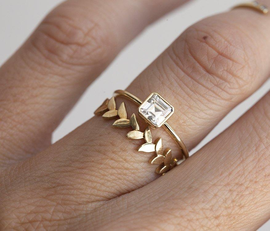 Asscher-Diamond-Ring