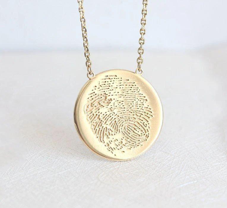 Fingerprint-Necklace