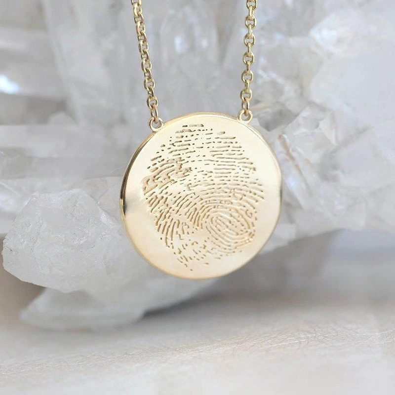 Fingerprint-Necklace
