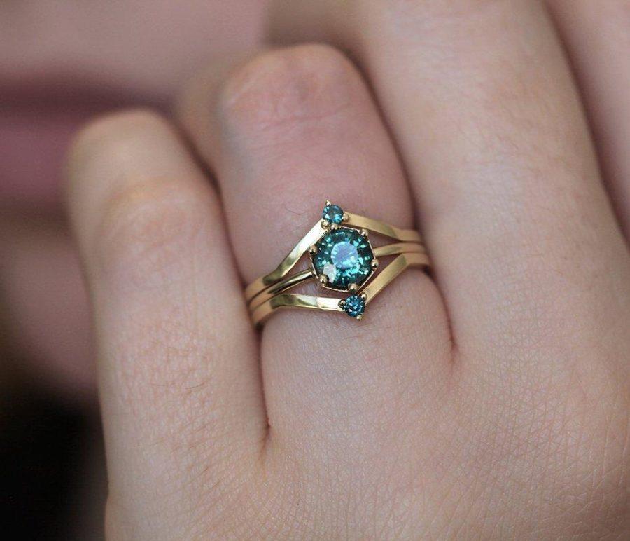 Emily-Sapphire-Blue-Diamond-Ring-Set