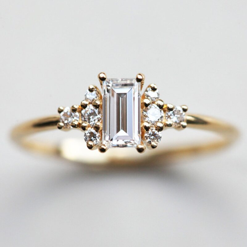 Baguette-Diamond-Ring
