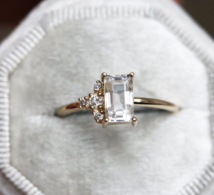 White-Baguette-Sapphire-Ring