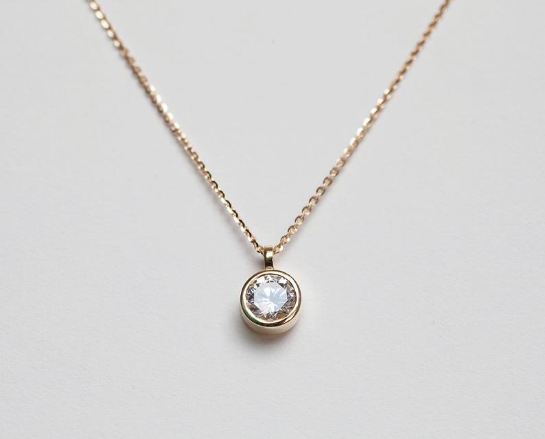 half-carat-diamond-solitaire-necklace